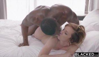Rita Faltoyano with a cock in her ass